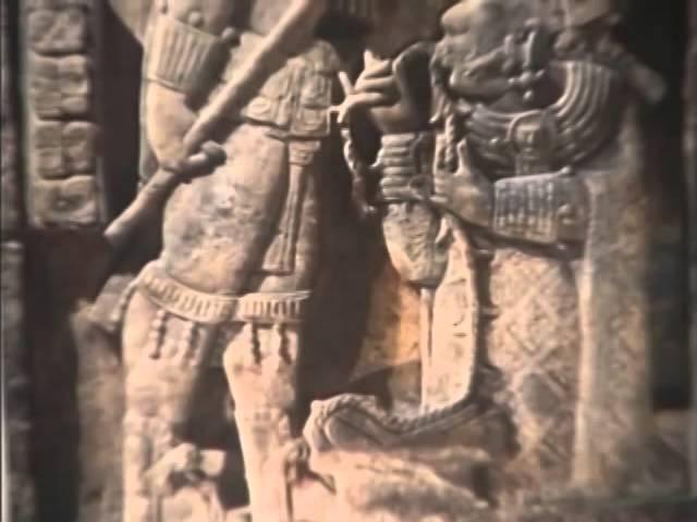 History Channel. Тайны древности: Загадка Майя