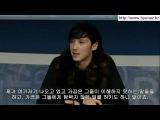 Johnny Weir Press Conference -3 [한글자막]