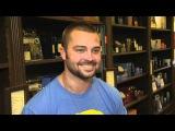 Nick Swisher joins The Art of Shaving team to raise cancer awareness for Movember