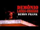 Demônio Lança Chamas Demon Prank Câmeras Escondidas 02 08 15