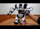 Robosapien X Demo by WowWee toys