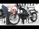 Fork Installation Cafe Racer BMW K1100SX
