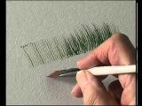 Terry Harrison's Pro Arte Masterstroke Brushes - The Flat Comb/ Rake