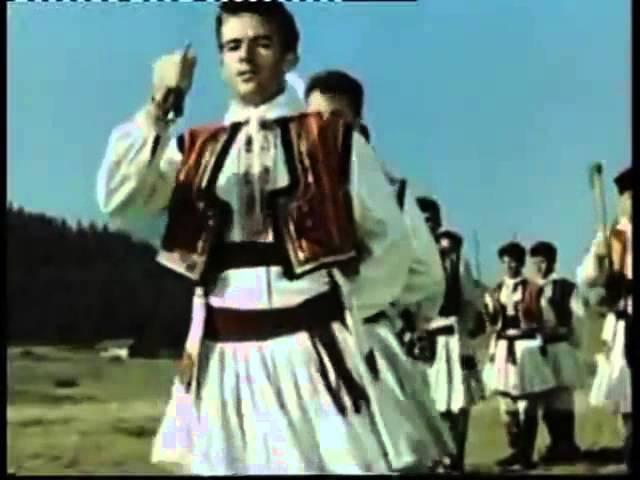 Русалии од околината на Петрич 1958 година