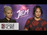 Aurora Perrineau And Hayley Kiyoko Talk Jem And The Holograms