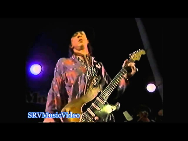 Stevie Ray Vaughan Little Wing 07 11 1983