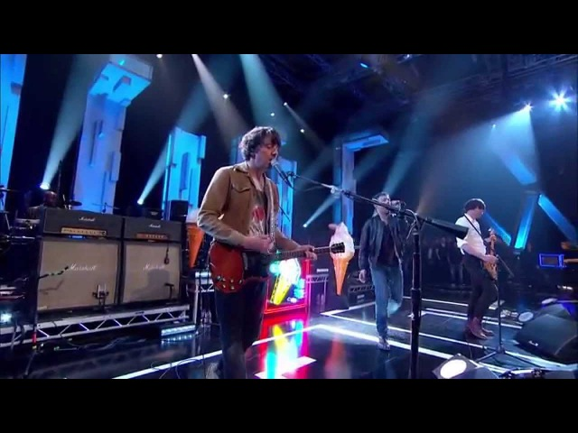Blur - Go Out - Later with Jools Holland 2015