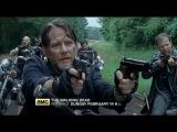 Ходячие мертвецы промо сериала The Walking Dead Season 6: No Way Out: Promo (HD)