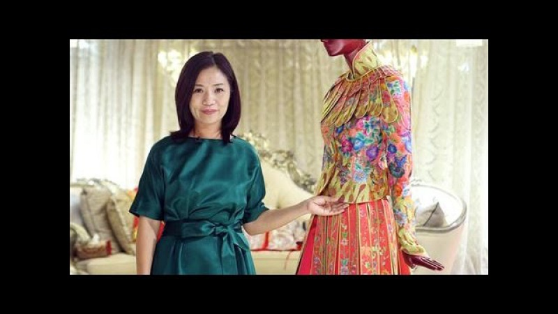Meet Guo Pei, China's First Haute Couture Designer