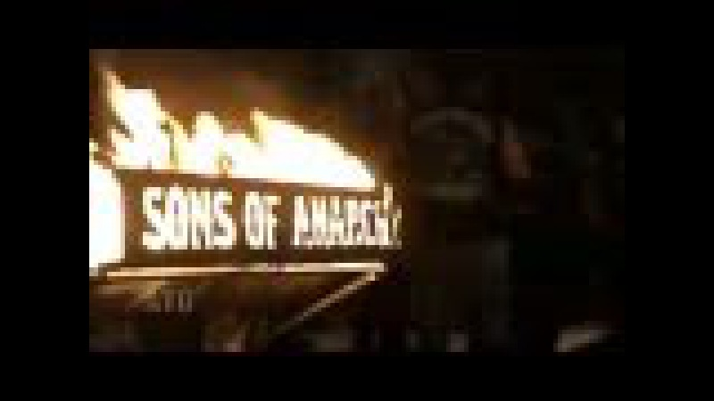 Sons of Anarchy - SOA - Trailer - Сыны (Дети) Анархии - AVG 4