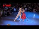 Sebastian Achaval Roxana Suarez Tango Que lento corre el tren en Fruto Dulce Ene 2012