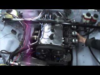 Обзор Работы VAZ 16-клапанник Классика Жигули на карбюраторах Keihin
