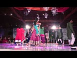 Bollywood Indian Hindi Film Dance Performance at Erar's Sangeet