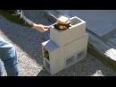 The 4 Block Rocket Stove! - DIY Rocket Stove - (Concrete/Cinder Block Rocket Stove) - Simple DIY