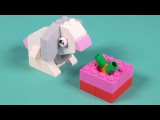 Lego Rabbit Building Instructions - Lego Classic 10694 How To