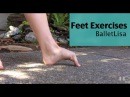 Follow Along Feet Exercises