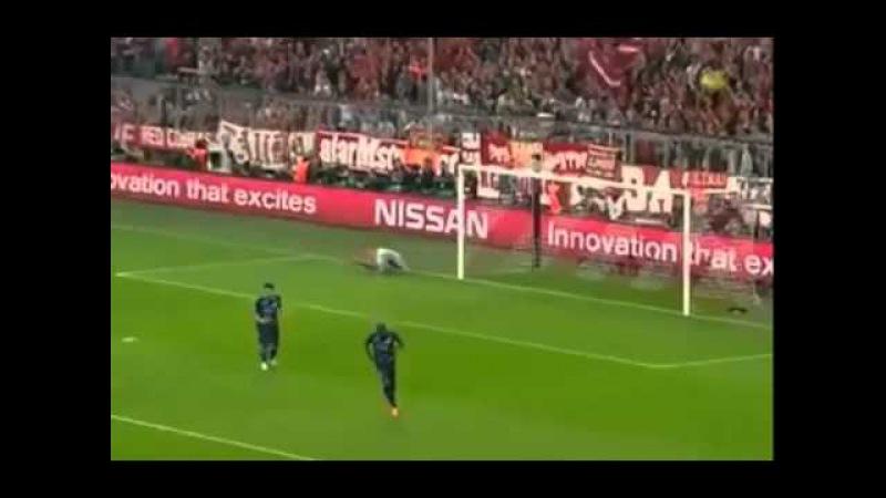 Бавария Порту 6 1 обзор матча 21 04 15 Вторая игра