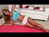 Flat Abs in 10 Minutes Workout
