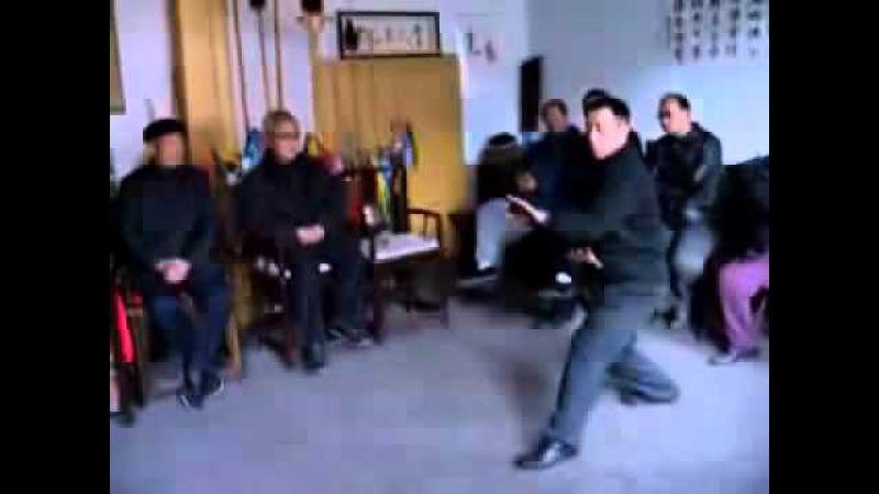 Zhao Chuanhui 赵川辉, Zhao Yongchang's son Song Shi Xingyi Quan 宋氏形意