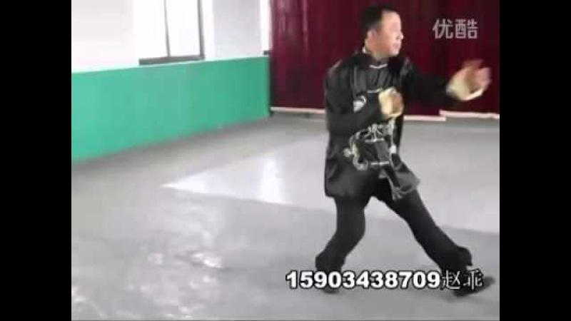 Zhao Chuanhui 赵川辉, Song Shi Xingyi Quan 宋氏形意拳