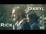 Rick &amp Daryl Hey Brother The Walking Dead (Music Video)