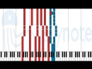 ноты Sheet Music - Tahdon sut - Eppu Normaali