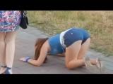Девушка под бутиратом