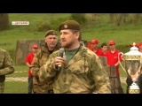 Рамзан Кадыров Мы за Россию и Путина порвем любого