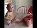 Смешные малыши. Дети измазались. Супер прикольное видео. Жесть, прикол, юмор, игры, голые, ржака, смотреть до конца