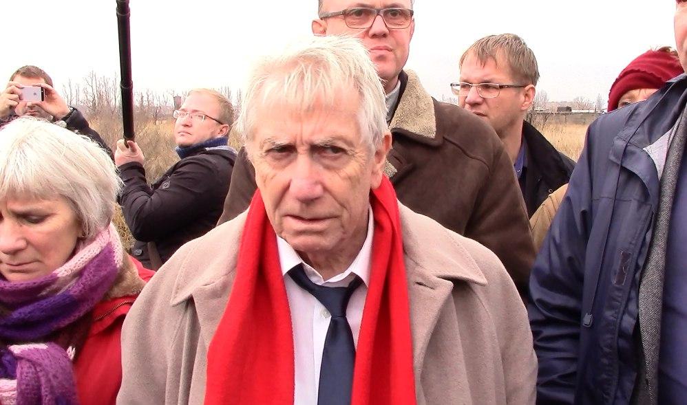 Трудно будет спать спокойно, увидев последствия обстрелов Донецка — депутат Бундестага