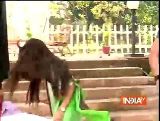 Прагья скажет Абхи, что Тану носит не его ребенка...собственно и результат...