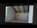 Выравнивание стен гипсовой смесью мп 75 Стяжка стен Машинная штукатурка