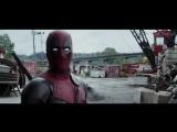 Дедпул (Deadpool) 2016. Офіційний український трейлер без цензури №2  [1080р]