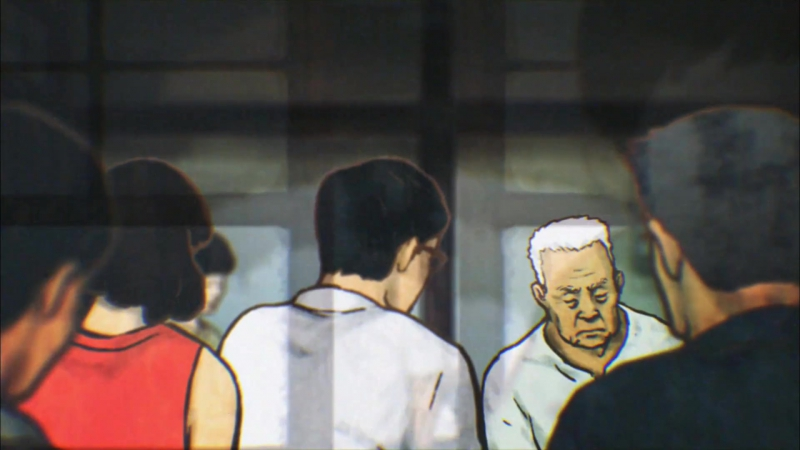 Театр жахів / Театр тьмы / Yami Shibai (1 сезон) - 3 серия [украинская озвучка] [Maxim SoYou Аня Боднар Igor Fox]