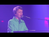 Jerry Lee Lewis - Great Balls Of Fire (Tilman) _ The Voice Kids 2015 _ Blind Aud.1