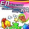 ЕлКа (ЕЛабужская совместная закупКА) ✔