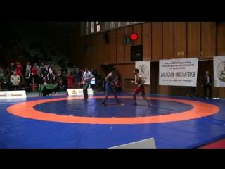 Maksim Manukyan (ARM) vs Soheil Raeesi (IRI)
