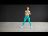 Как накачать бразильскую попу [Workout  Будь в форме]