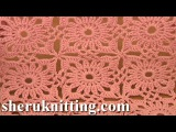 Invisible Method of Square Motif Joining Crochet Tutorial 4 Part 2 of 2 Free Motif Patterns