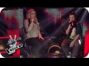John Legend - All Of Me (Jasmin, Richard) | The Voice Kids 2014 | BATTLE | SAT.1