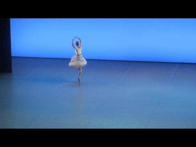 Рената ШАКИРОВА-вариация Гаянэ 10-11-2013