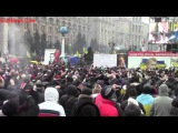 Поляки на Майдане.