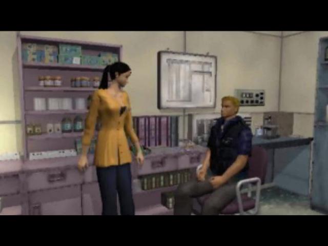 Обзор Deep Fear (Годный Клон Resident Evil) / PlayGround.ru