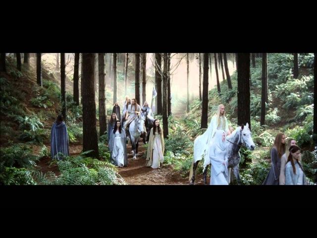 LOTR The Return of the King - Arwen's Vision