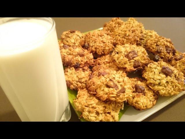 Овсяное печенье рецепт Секрета как приготовить овсяное печенье быстро и вкусно » Freewka.com - Смотреть онлайн в хорощем качестве