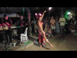 The Tikiyaki Orchestra and Marina The Fire Eating Mermaid - Tabu For Two in 720p HD