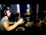 Yelawolf ft. InkMonstarr - Louder (D.Zanos Drum Cover)
