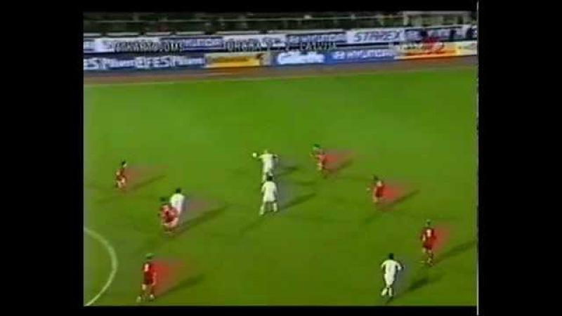 Turcija Latvija 2 2 2003 Pilna spēle