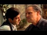 Godfather(1972) - Don Vito and Michael Corleone talk