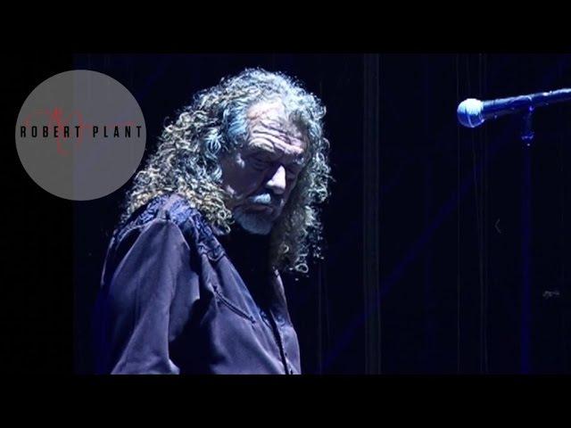 Robert Plant 'Rainbow' (Live)
